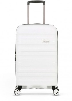 Antler-Juno-2-Expandable-Hardside-Suitcases-Small-56cm-2.5kg-in-White on sale