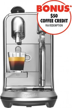 Nespresso-Breville-Creatista-Plus-Capsule-Machine-Stainless-Steel on sale