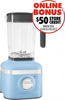 KitchenAid-K400-Blender-Blue-Velvet on sale