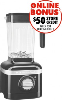 KitchenAid-K400-Blender-Onyx-Black on sale