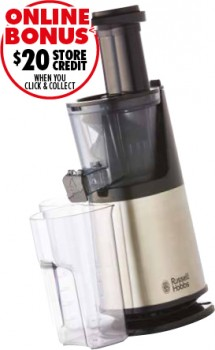 Russell-Hobbs-Luxe-Cold-Press-Slow-Juicer on sale