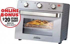 Sunbeam-Multi-Function-Oven-Air-Fryer on sale