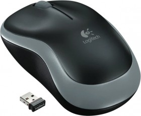 Logitech-Wireless-Mouse-M185-Grey on sale