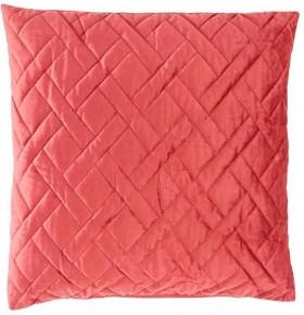 Koo-Sonia-Velvet-Quilted-European-Pillowcase on sale