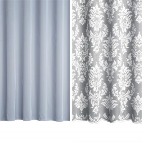 40-off-All-Multi-Drop-Sheer-Curtaining-by-the-Metre on sale