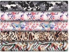 Print-Plain-Scuba-Double-Knit on sale