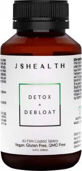 JSHealth-Detox-Debloat-60-Tablets on sale