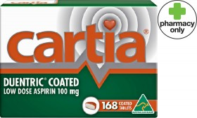 Cartia-168-Tablets on sale