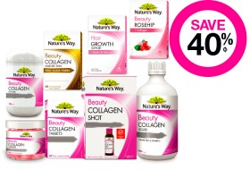 Save-40-on-Selected-Natures-Way-Products on sale