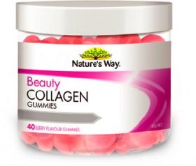 Natures-Way-Beauty-Collagen-Berry-Gummies-40-Gummies on sale