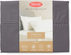 Tontine-Hotel-Luxury-1200-Thread-Count-Cotton-Rich-Sheet-Set-Dark-Pewter on sale