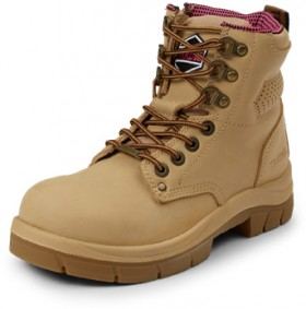 Tradie-Womens-Steel-Cap-Safety-Boots on sale