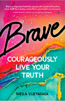 NEW-Brave-Courageously-Live-Your-Truth on sale
