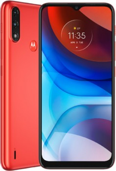 NEW-Motorola-E7-Power-Coral-Red on sale
