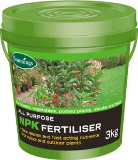 Brunnings-All-Purpose-NPK-Fertiliser-3kg on sale
