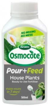 Scotts-Osmocote-Pour-Feed-House-Plants-Fertiliser-500mL on sale