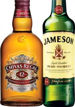 Chivas-Regal-12YO-or-Jameson-Irish-Whiskey-700mL on sale