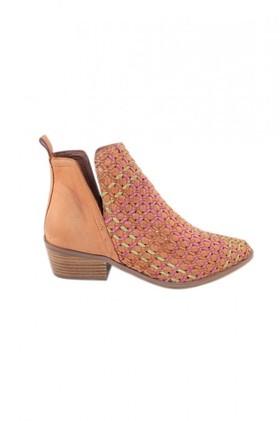 Human-Premium-Jaxs-Ankle-Boot on sale