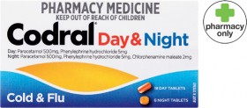 Codral-PE-Day-Night-Cold-Flu-24-Tablets on sale