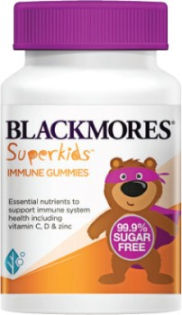 Blackmores-Superkids-Immune-60-Gummies on sale