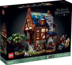 LEGO-Ideas-Medieval-Blacksmith-21325 on sale