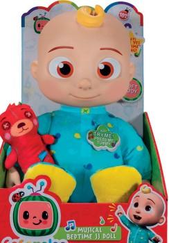 Cocomelon-Musical-Bedtime-JJ-Doll on sale