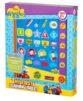 The-Wiggles-My-First-Learning-Tablet on sale