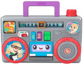 Fisher-Price-Laugh-n-Learn-Busy-Boombox on sale