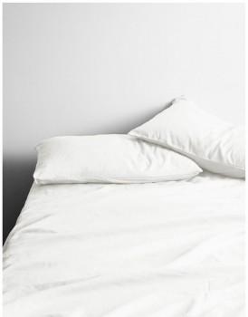 Aura-Home-Organic-Cotton-Sheet-Set-in-White on sale