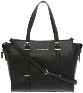 Wayne-Cooper-Ebony-Tote-Bag on sale