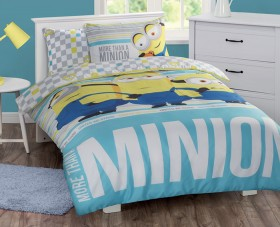 NEW-Minions-2-Quilt-Cover-Set on sale