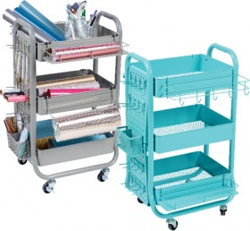 Simply-Tidy-Gramercy-Cart on sale