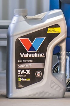 Valvoline-6L-Synpower-MST-5W-30-Engine-Oil on sale