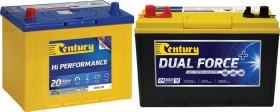 Century-4WD-Batteries on sale