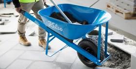 Kelso-Tradesman-Wheelbarrow-100L on sale