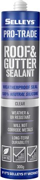 Selleys-300g-Pro-Trade-Roof-Gutter-Silicone-Sealant on sale