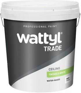 Wattyl-Trade-Ceiling-15L on sale