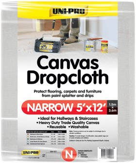 UNi-PRO-Canvas-Dropcloth on sale