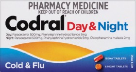Codral-Day-Night-24-Tablets on sale