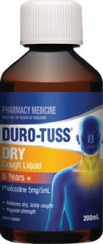 Duro-Tuss-Dry-Cough-Liquid-200mL on sale