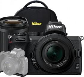 Nikon-Z50-Kit on sale