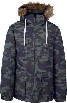 Chute-Mens-Boulders-II-Snow-Jacket-Camo on sale