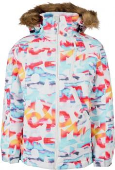 Chute-Youth-Graffiti-Print-Snow-Jacket on sale