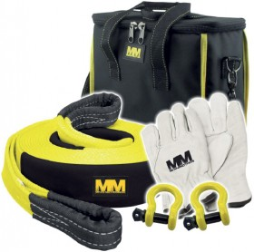 Mean-Mother-8T-Snatch-Strap-Recovery-Kit-5Pc on sale