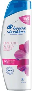 Head-Shoulders-Smooth-Silky-Shampoo-400mL on sale