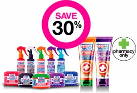 Save-30-on-Selected-Pain-Away-Products on sale