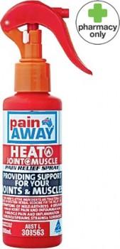 Pain-Away-Heat-Joint-Muscle-Spray-100mL on sale