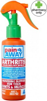 Pain-Away-Arthritis-Pain-Relief-Spray-100mL on sale