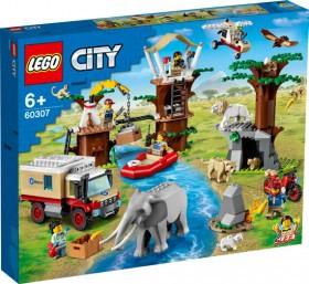 NEW-LEGO-City-Wildlife-Rescue-Camp-60307 on sale
