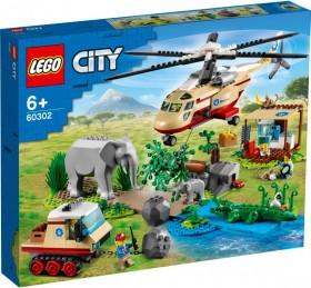 NEW-LEGO-City-Wildlife-Rescue-Operation-60302 on sale